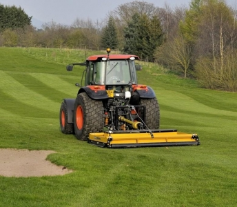 McConnel Séria Stripe Mower