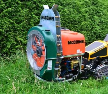 McConnel ROBO - Vzduchový postrekovač