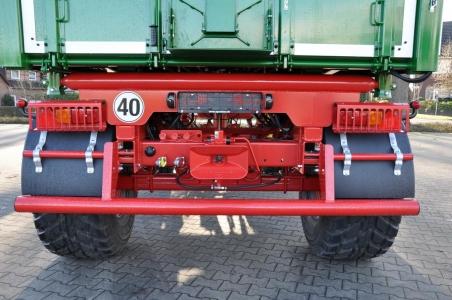 F 1600 Ochrana proti podbehnutiu (okrúhla rúra)