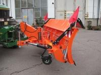 Predná odpružená radlica AGROMETALL OR-T 3000, VIN: 8902