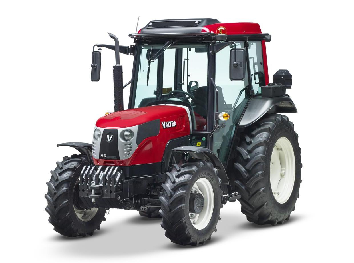 Valtra Compact a Orchard